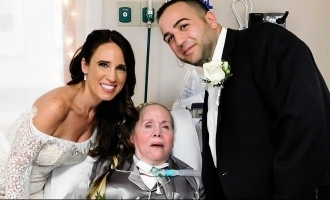 Woman Arranges Wedding in Hospital for Unwell Mother