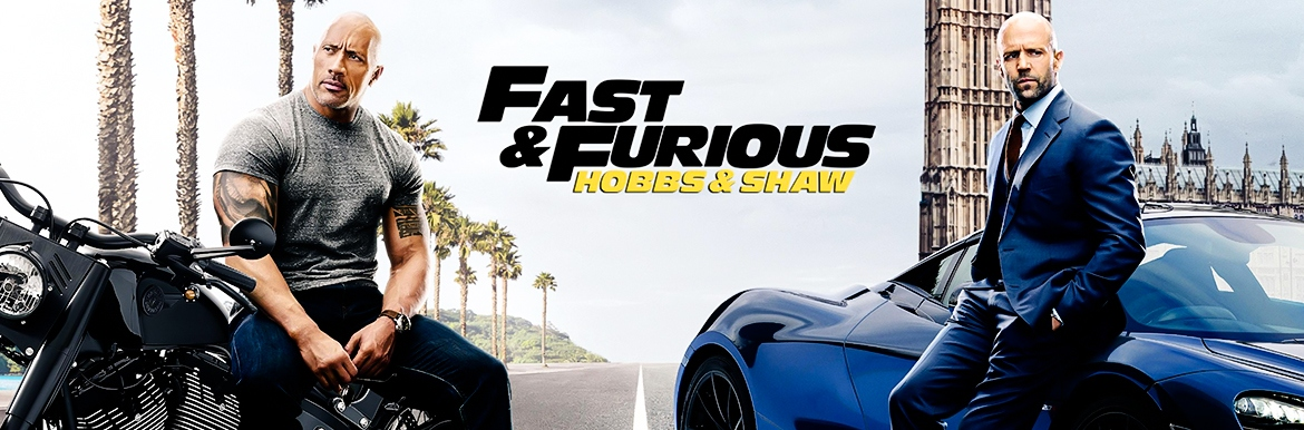 Fast and Furious Presents: Hobbs and Shaw Review