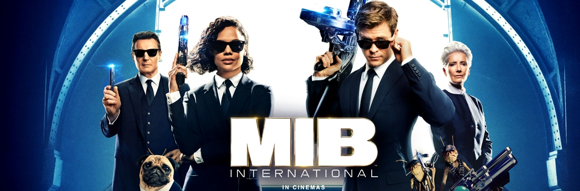 Men In Black International Review Men In Black