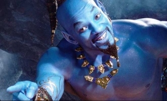 Will Smith and the blue blunder!