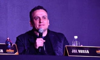 Joe Russo Avengers director India promotions