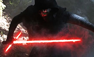 'Star Wars: The Force Awakens' Villain Kylo Ren Is Not A Sith Lord