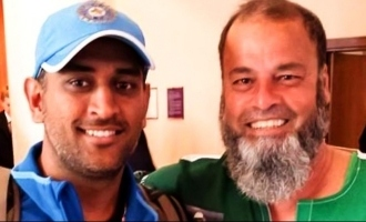 Only MSD Can Do This: Thala's Pakistan-Born Fan Supports Team India