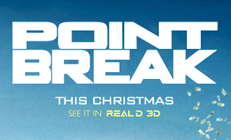 'Point Break' Remake Second Trailer Gives Us Glimpses of Massive Action