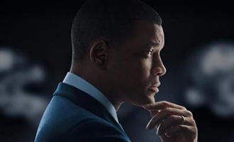 Will Smith Takes On The NFL In 'Concussion' Trailer