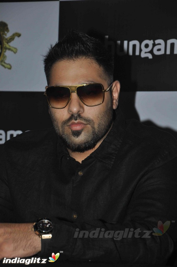 ea4a26671405 Launch of Badshah s New Song DJ Wale Babu - Bollywood Actress ...