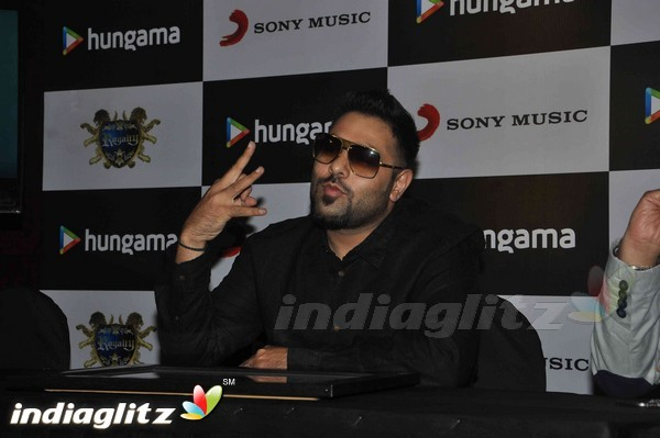 Events - Launch of Badshah's New Song DJ Wale Babu Movie Launch and