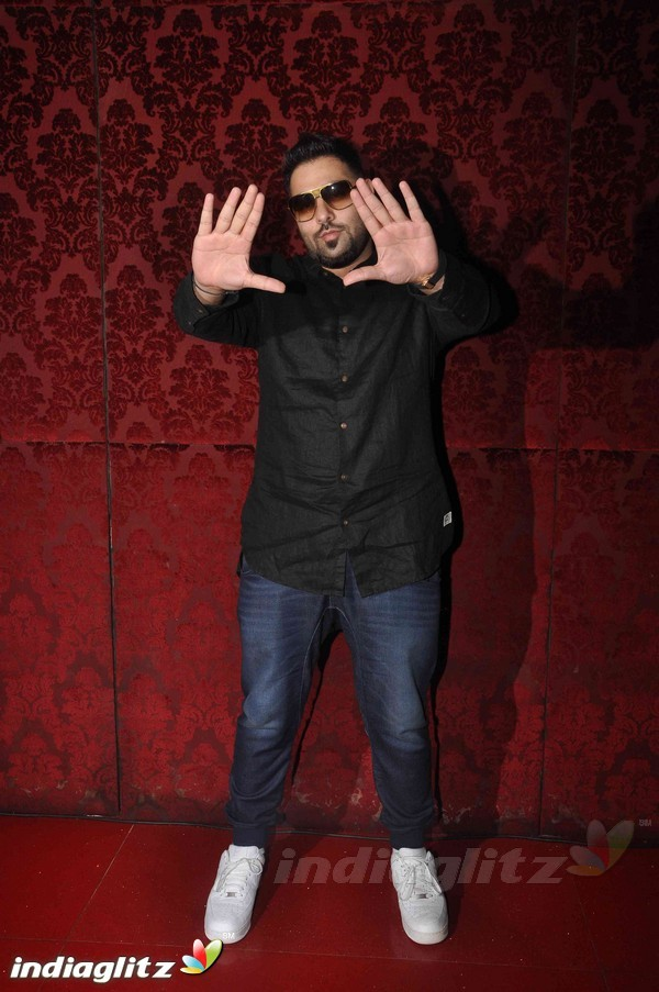 1e923c366e2c Events - Launch of Badshah s New Song DJ Wale Babu Movie Launch and ...