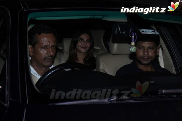 Kangana, Vaani, Ayushmann, Parineeti at 'Meri Pyaari Bindu' Screening