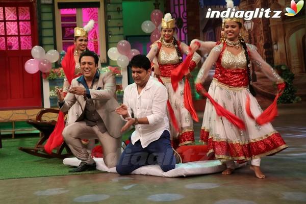 EventsGovinda Visits The Kapil Sharma Show