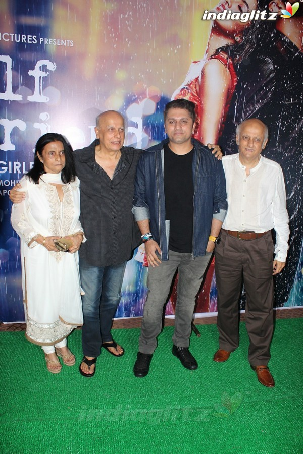 'Half Girlfriend' Success Party