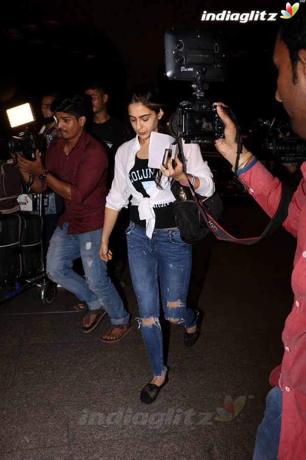 B-Town Celebrity Leaving For IIFA New York City