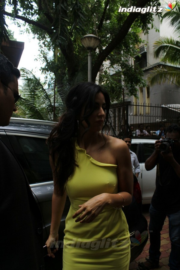 Ranbir Kapoor & Katrina Kaif at 'Jagga Jasoos' Press Conference