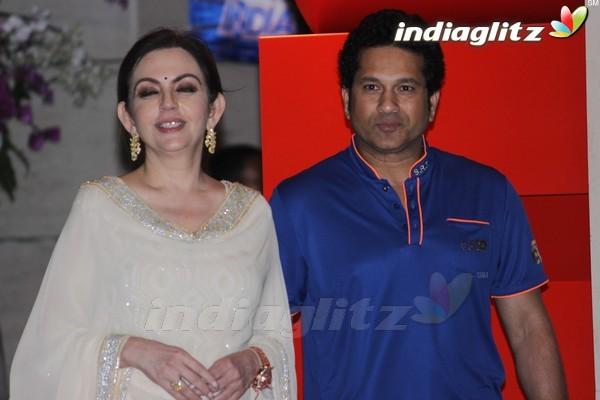Neeta Ambani Hosted Grand Party of IPL Winning Team Mumbai Indians