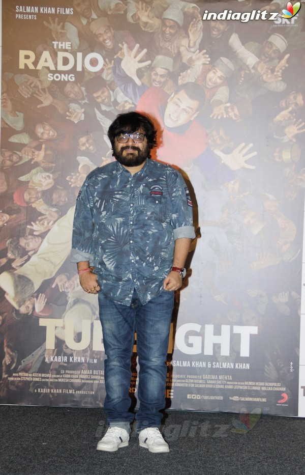 'Tubelight' Song Launch at Cinepolis