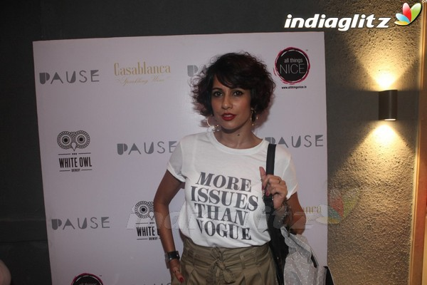 Sarah Jane Dias, Pooja Bedi at PAUSE Flagship Store Launch