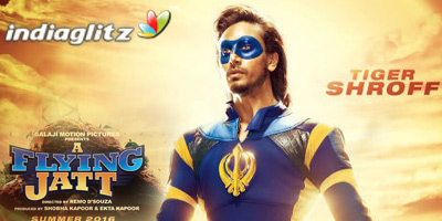 A Flying Jatt Music Review