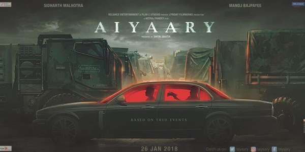 Aiyaary Music Review