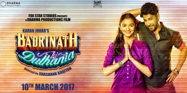 Badrinath Ki Dulhania Music Review