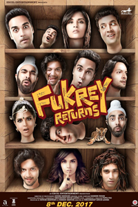 Watch Fukrey Returns trailer