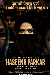 Watch Haseena Parkar trailer