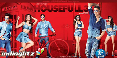 Housefull 3 Review