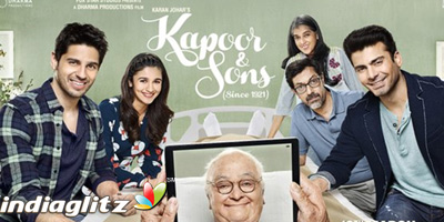 Kapoor And Sons Music Review