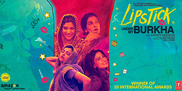 Lipstick Under My Burkha Music Review