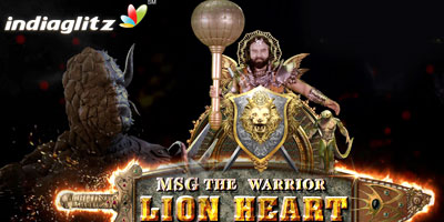 MSG The Warrior - Lion Heart Music Review