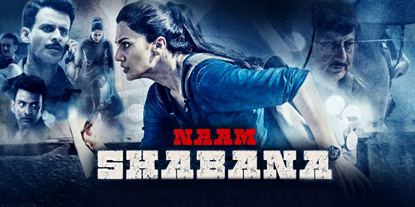 Naam Shabana Music Review
