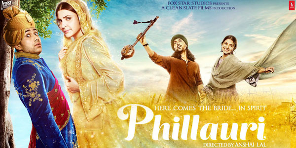 Phillauri Music Review