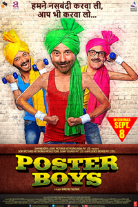 Watch Poster Boys trailer