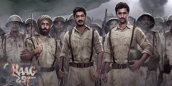 Raag Desh - Birth Of A Nation Music Review