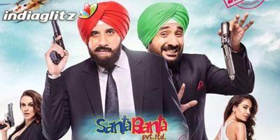 Santa Banta Pvt Ltd Music Review
