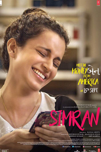 Watch Simran trailer