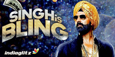 Singh Is Bling Review
