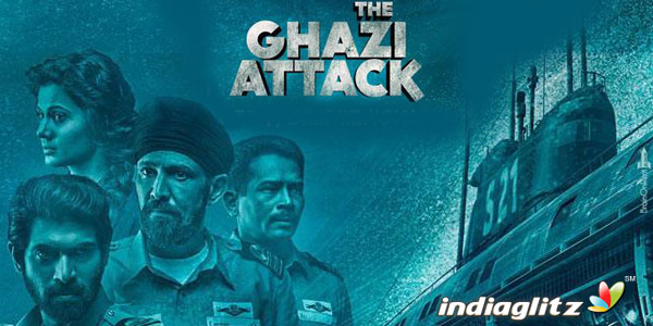 The Ghazi Attack Peview