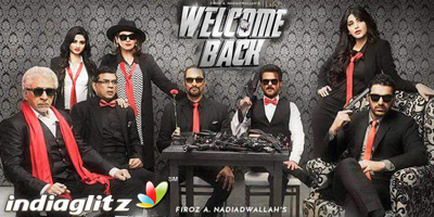 Welcome Back Review