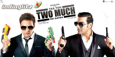 Yea Toh Two Much Ho Gayaa Music Review