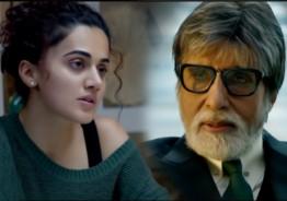 Amitabh Bachchan & Taapsee Pannu's 'Badla' Trailer Leaves Everyone Speechless!