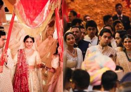 Here's The Inside Details Of Isha Ambani - Anand Piramal's Wedding
