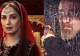 Madhuri Dixit & Sanjay Dutt's New Look From 'Kalank' Looks Promising!