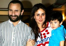 Here's How Saif Ali Khan - Kareena Kapoor's Son Taimur Will Celebrate His Birthday!