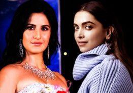 Deepika Padukone 'Makes Peace' With Katrina Kaif