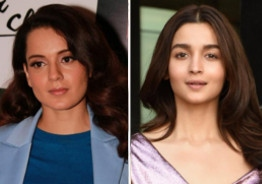 Kangana Ranaut Takes A Dig Again At Alia Bhatt!