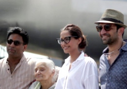 Neerja Bhanot's Mother's Awesome Reaction On First Meeting With Sonam Kapoor