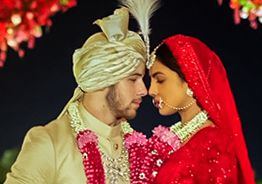 Priyanka Chopra And Nick Jonas' Wedding Pictures Are Too Adorable To Be Missed!