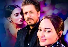 Sonakshi Sinha's Selfie with Deepika Padukone And Shah Rukh Khan Is Too Adorable!