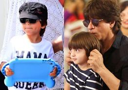 Shah Rukh Khan Says Son AbRam Khan Is A 'Happy Prince'! Know Why!