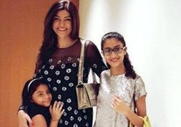 Sushmita Sen's Latest Posts With Her Daughters Are Not To Be Missed At All!